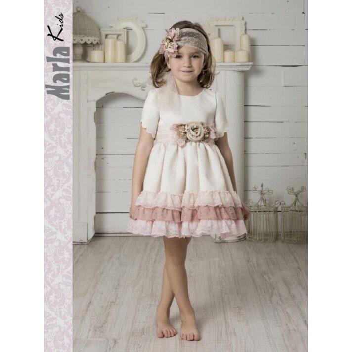 Vestido Arras y Ceremonia Marla Mod M059