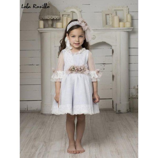Vestido Arras y Ceremonia Lola Rosillo Mod 7264