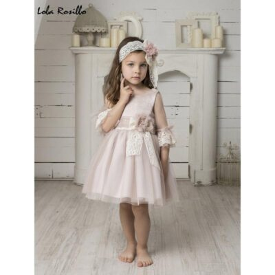 Vestido Arras y Ceremonia Lola Rosillo Mod 7274