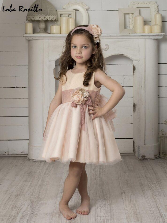 Vestido Arras y Ceremonia Lola Rosillo Mod 7280