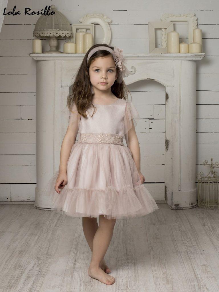 Vestido Arras y Ceremonia Lola Rosillo Mod 7265