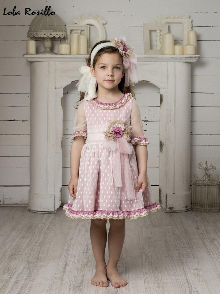 Vestido Arras y Ceremonia Lola Rosillo Mod 7266