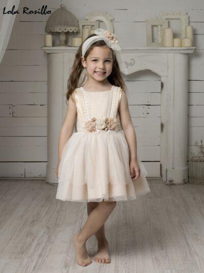 Vestido Arras y Ceremonia Lola Rosillo Mod 7268