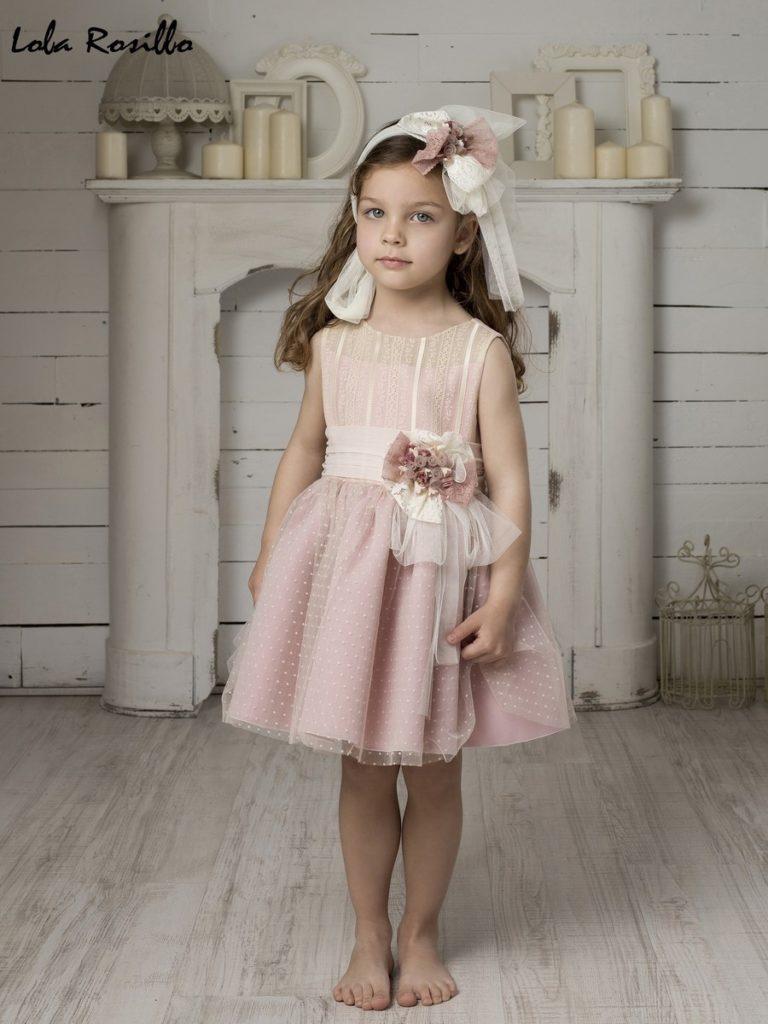 Vestido Arras y Ceremonia Lola Rosillo Mod 7269