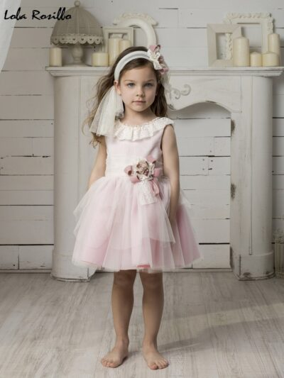 Vestido Arras y Ceremonia Lola Rosillo Mod 7270