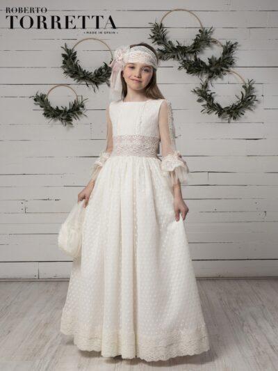Tendencias en vestidos de comunión para niña 2020 2