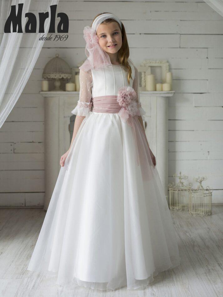 Vestido Comunión 2021 Marla modelo K105 1
