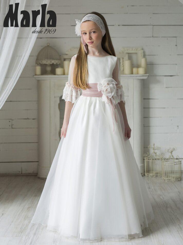 Vestido Comunión 2021 Marla modelo K108 1