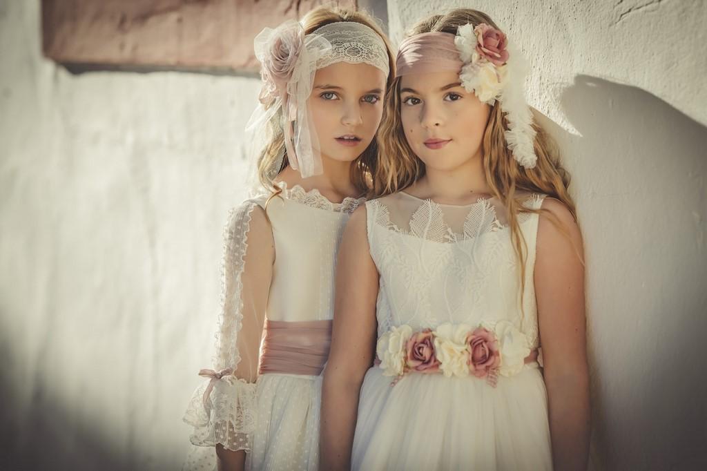 Tendencias en vestidos de comunión para niña 2020 1