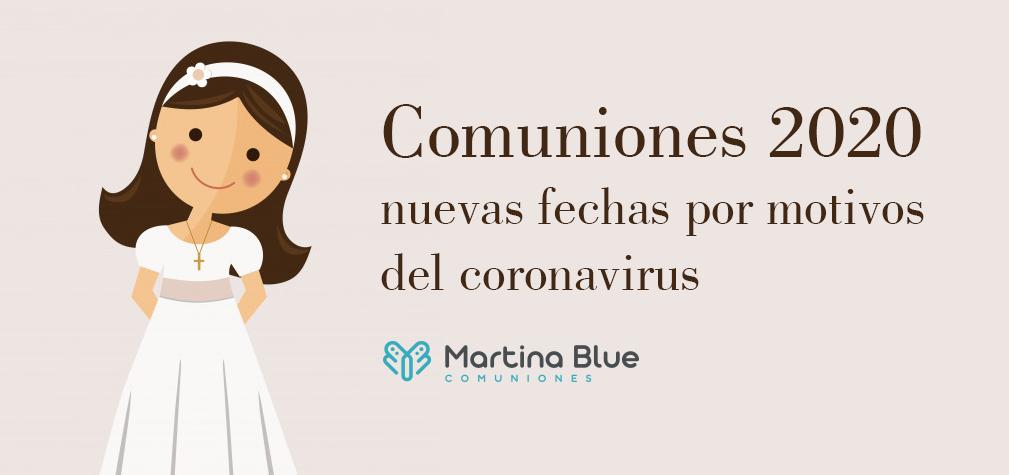 Comuniones 2020: ✅ Nuevas fechas por motivos del coronavirus 6