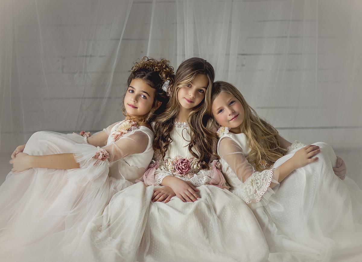 Tendencias en vestidos de comunión 2021 ✅ 7